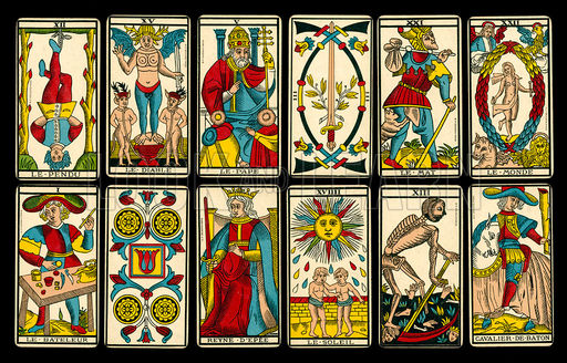 TAROT CARD READING AVAILABLE