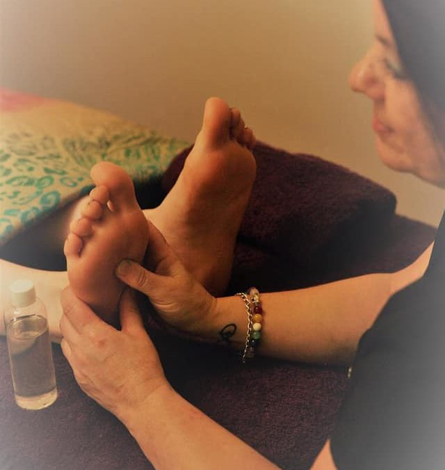 Reflexology self care